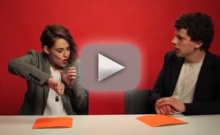 Kristen Stewart Talks About Weed, Is Probably Stoned: WATCH!