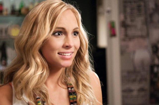 who has candice accola dating Vampire diaries preview: candice accola breaks down this show isn't gossip girl that has every character dating candice accola breaks down.