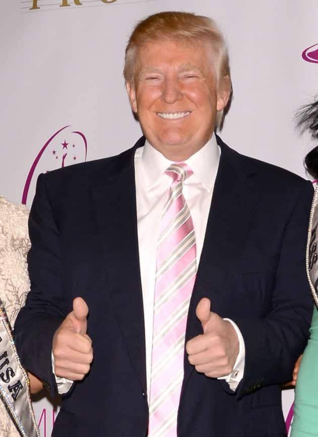 Trump is Pumped