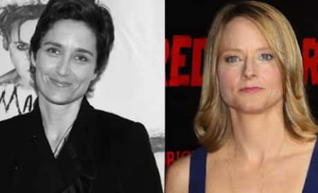 Jodie Foster Dating Alexandra Hedison