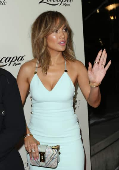 Jennifer Lopez: 'The Perfect Match' Premiere