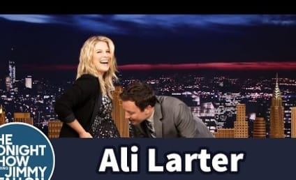 Ali Larter: Pregnant with Baby #2!