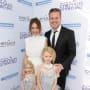 Rebecca Gayheart, Eric Dane, Kids