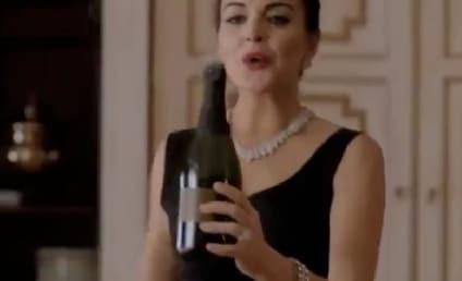 Liz & Dick Promo: Lindsay Lohan is Elizabeth Taylor Reincarnated?
