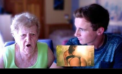 Grandmother Reacts in Horror to Nicki Minaj Music Video