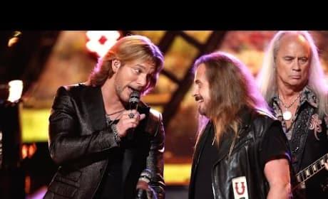 Craig Wayne Boyd and Lynyrd Skynyrd - Sweet Home Alabama (The Voice Finale)
