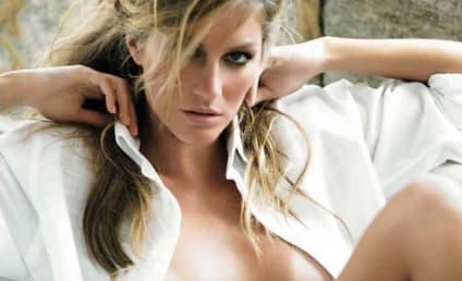 Gisele Bundchen Topless Photos of the Week