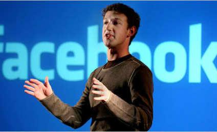 Mark Zuckerberg Targets Facebook Mobile Growth