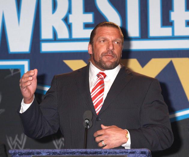 Triple H Photo