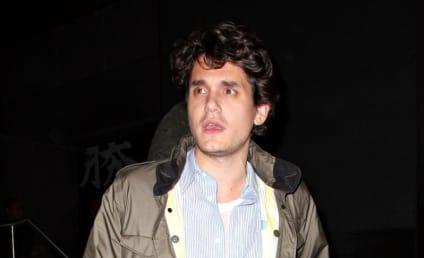 Douchebag Sighting: John Mayer at Katsuya