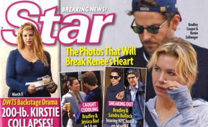 Renee Zellweger is Dating ... Luke Perry?!?