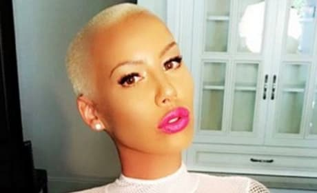 Amber Rose Boob Job Rumor Photo