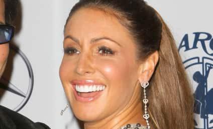 Rachel Uchitel: Checking Into Celebrity Rehab!