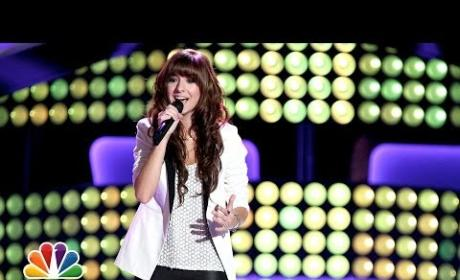 """Christina Grimmie: """"Wrecking Ball"""" (The Voice Audition)"""
