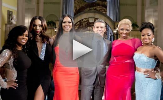 The Real Housewives Of Atlanta Reunion Recap Everybody Hates Kenya
