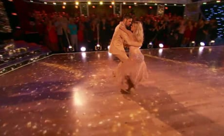 """Heather Morris' Britney Spears Dancing With the Stars Tribute: Watch the """"Toxic"""" Tango!"""