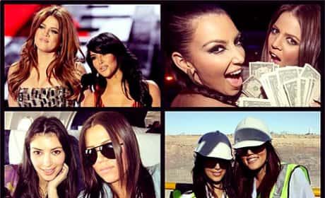 Kim Kardashian Photo Montage