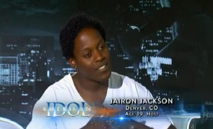 Jairon Jackson Keeps the Faith on American Idol
