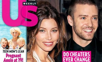 Jessica Biel Can't Trust Justin Timberlake, Tabloid Implies