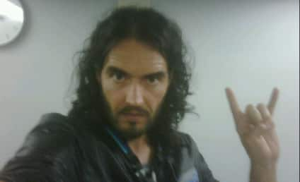 Russell Brand: Keeping Katy Perry Tattoo, Waxing Philosophical About Life
