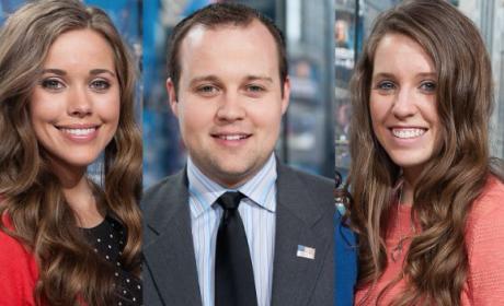 Jessa, Jill and Josh