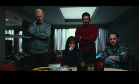 The Fifth Estate Trailer
