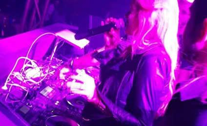 Lindsay Lohan in Full Meltdown Mode at LOHAN Night Club