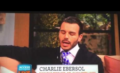 Charlie Ebersol on Britney Spears: No Comment!