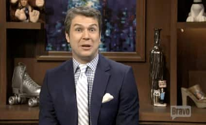 Andy Cohen RIDICULED on SNL: Watch Now!