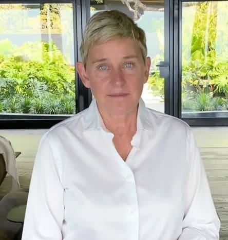 Ellen DeGeneres on Season 18
