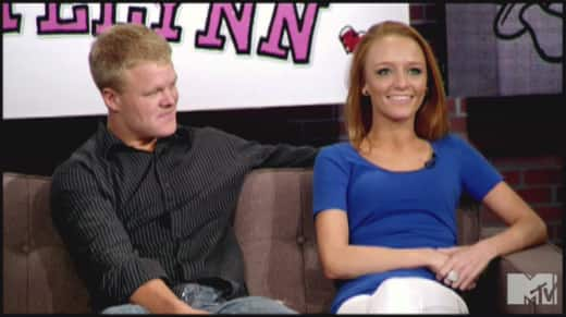 Maci Bookout and Kyle King Photo