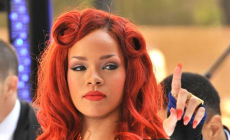 Is Rihanna a bad role model?