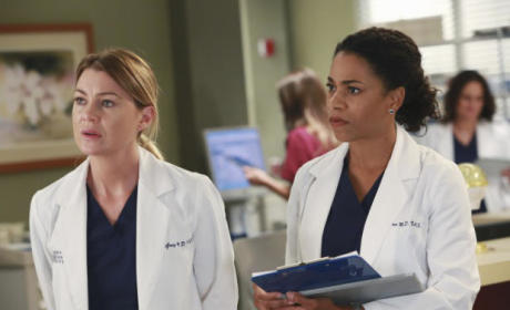 Meredith and Maggie