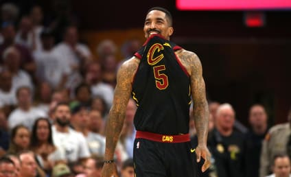 J.R. Smith Commits Dumbest Play in NBA History