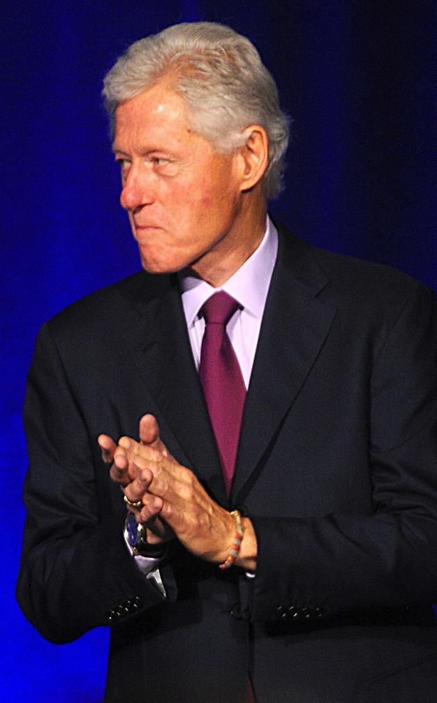 Bill Clinton Photograph