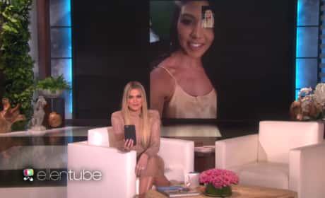 Khloe Kardashian as Host