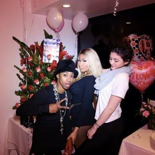 Nicki Minaj Birthday Pic