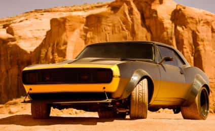 Transformers 4: Bumblebee Has a New Look