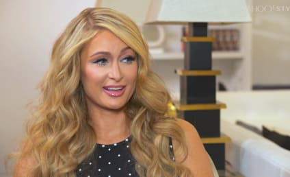 Paris Hilton Flashes Nipple, Ignores Haters in V Magazine