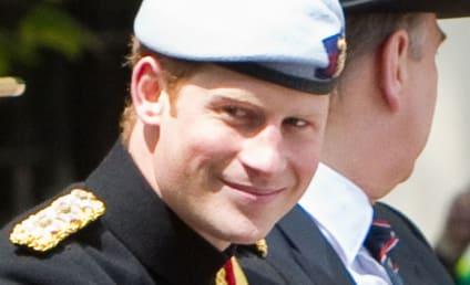 Prince Harry Drops Naked Photo Complaint