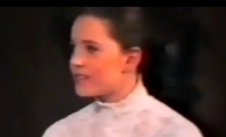 Kate Middleton Grade School Musical