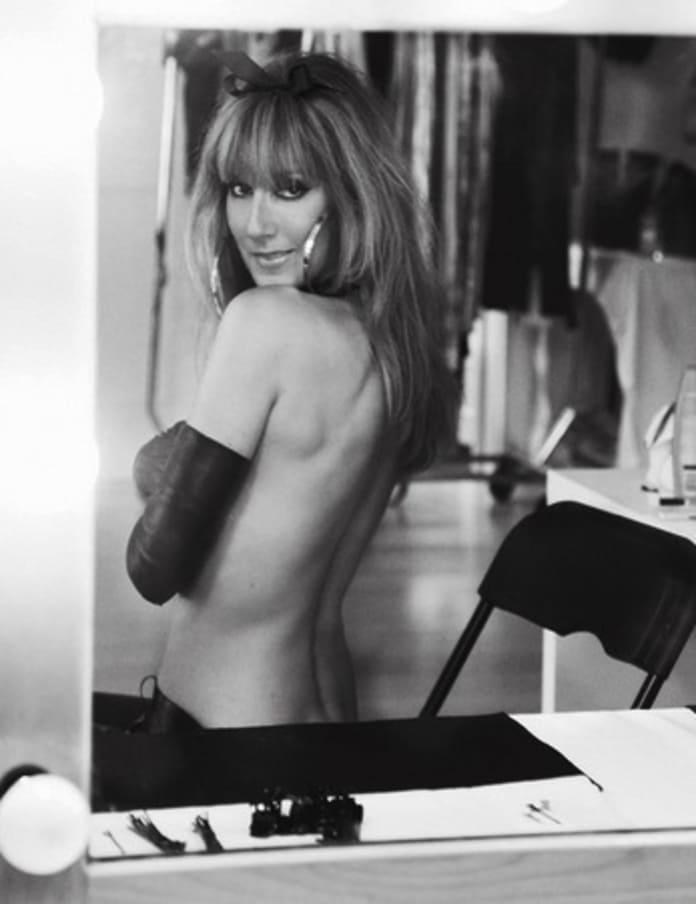 Céline Dion  nackt