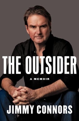 Jimmy Connors Book Cover