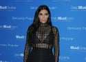 Kim Kardashian and Kylie Jenner Wear Same Dress to Yacht Party
