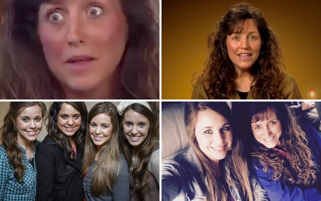 Michelle duggar crazy eyes