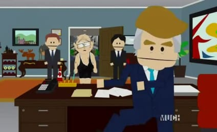Donald Trump Just Got Raped And Killed on South Park