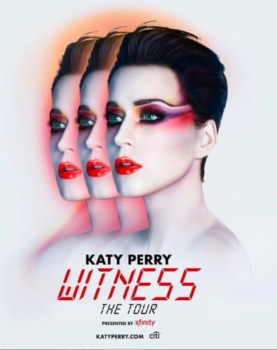 Katy Perry Tour Photo