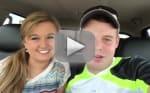 Joseph Duggar & Kendra Caldwell Make Their Debut As a Married Couple! WATCH!
