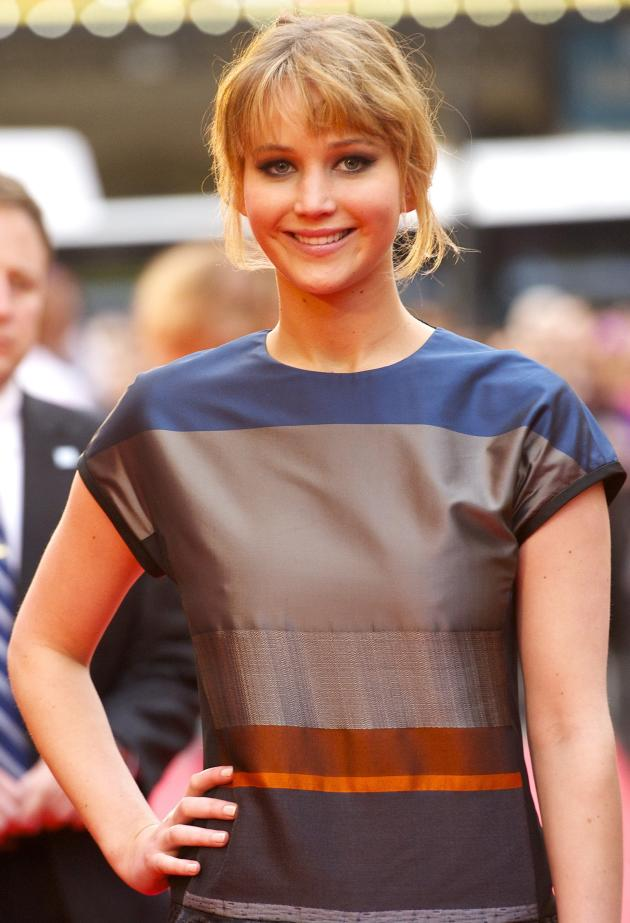 Cute Jennifer Lawrence Picture