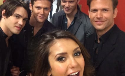 Nina Dobrev Mocks Dating Rumors: Look at All My Boyfriends!